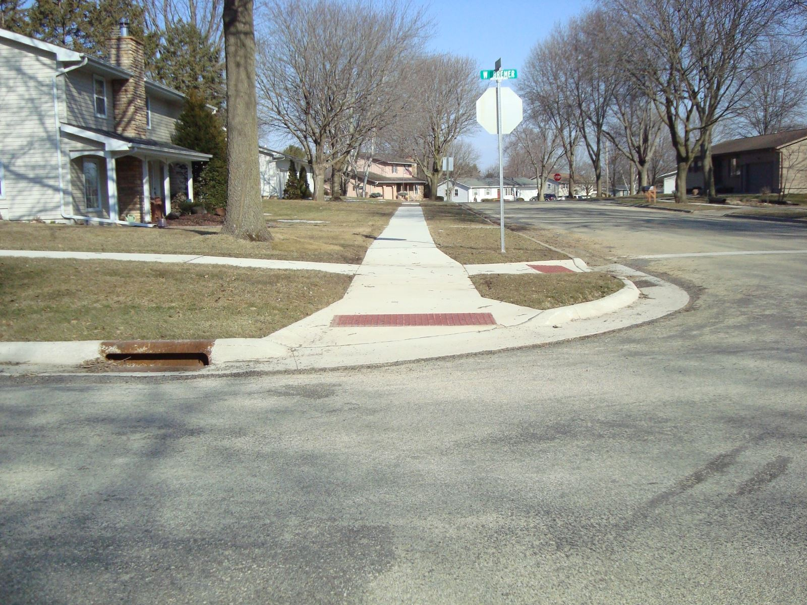 sidewalk program