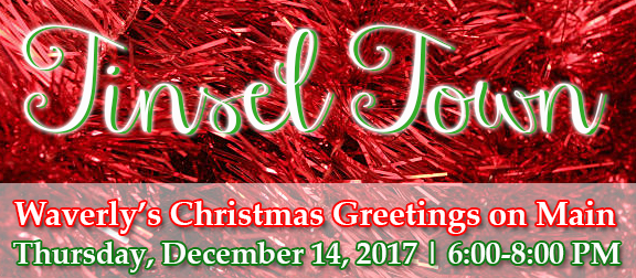 Christmas greetings on main the city of waverly christmas greetings on main m4hsunfo